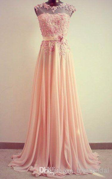 Coral and Yellow Lace Bridesmaid Dresses