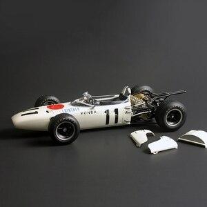 Image 2 - 1/20 Scale รถ Honda F 1 RA272 1965 รถชุด DIY Tamiya 20043 จัดส่งฟรี