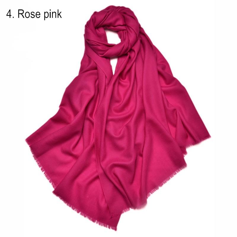 4. Rose pink
