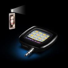 Universal Android LED Flash Light Selfie Lamp Lighting Fill Flashlight Camera Ni