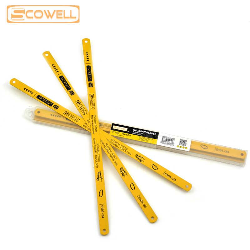 Hoja de sierra sable bimet/álica para corte de paletas 225 mm, 10//10 dientes por pulgada, 5 piezas PILANA S2-225AA-H1-PT