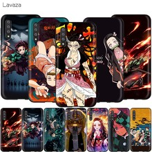 Lavaza Demon Slayer Kimetsu No Yaiba Case for Samsung Galaxy S6 S7 Edge J6 S8 S9 S10 Plus A3 A5 A6 A7 A8 A9 Note 8 9(China)