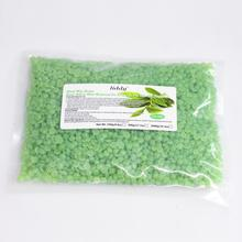 Depilatory 2017 Green   500g  hot new No Strip Depilatory Hot Film Hard Wax Pellet Waxing Bikini Hair Removal Bean 17sep26