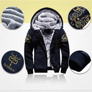 Image 4 - Mens large size M 9XL New Mens  Sets Autumn Sports Suit Sweatshirt + Track Pants Clothing For Men 2 pieces Sets Slim Outerwear