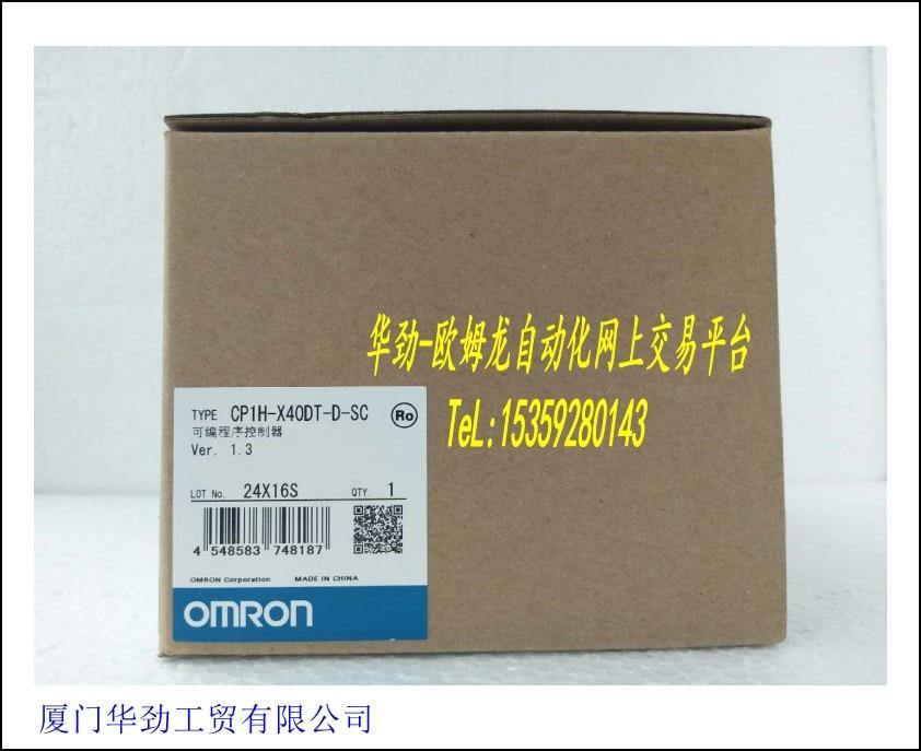 CP1H-X40DT-SC   Programmable Controller Original Genuine New Spot