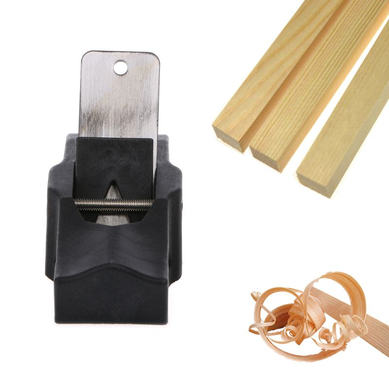 Hand Planer Cutter Hand Push Cutting Edge Carpenter Wood Planer Mini DIY Woodworking Woodcraft Tools