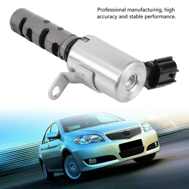 US $24 84 |Aliexpress com : Buy Car Camshaft Timing Control Valve for  TOYOTA VIOS AVANZA RUSH CAMI 15330 97402 Engine Variable Vanos Camshaft  Control