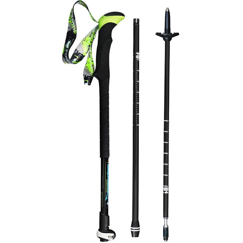 ... In fibra di Carbonio Bastone Da Montagna Esterno quick lock bastoncini  Da Trekking escursione telescopio bastone bastone da Nordic walkingUSD  44.10 lot ae1f99f20f9