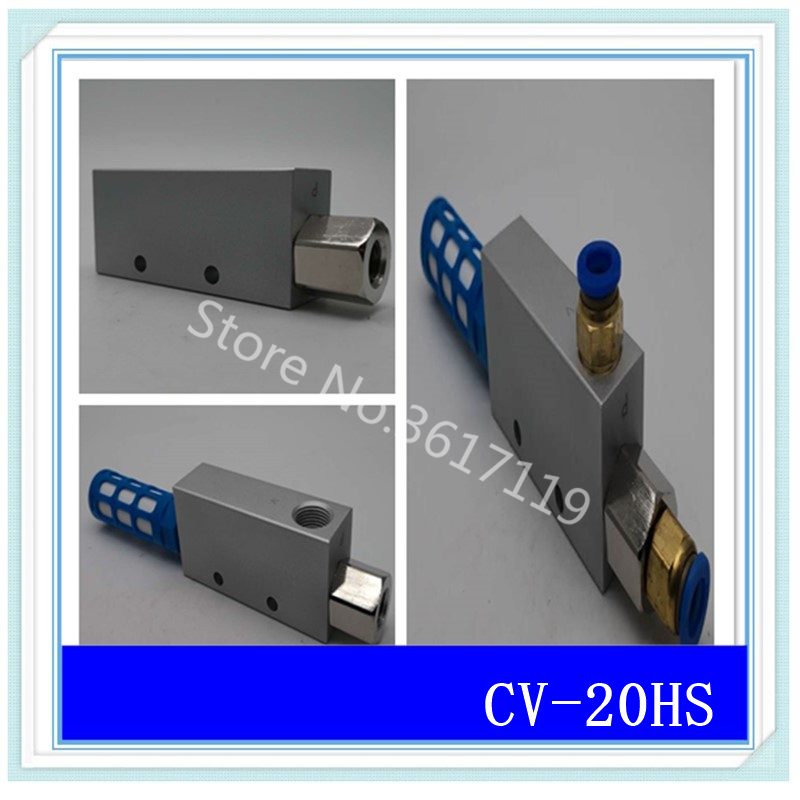 CV-20HS 3/8 Vacuum Generator Negative Pressure Generator Suction Cup Vacuum Control with Muffler with jiont CV-20 кружка loraine love 340 мл 25973 page 5