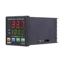 MYPIN TA4 VSR Цифровой ПИД Регулятор температуры 0 10 в аналоговый выход 2 реле сигнализации Термометр контроль нагрева охлаждения