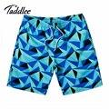 Taddlee Brand Mens Shorts Active Bermudas Man Boardshorts Swimwear Swimsuit Men Beach Bottoms Elastic Quick Dry Boxer Trunks