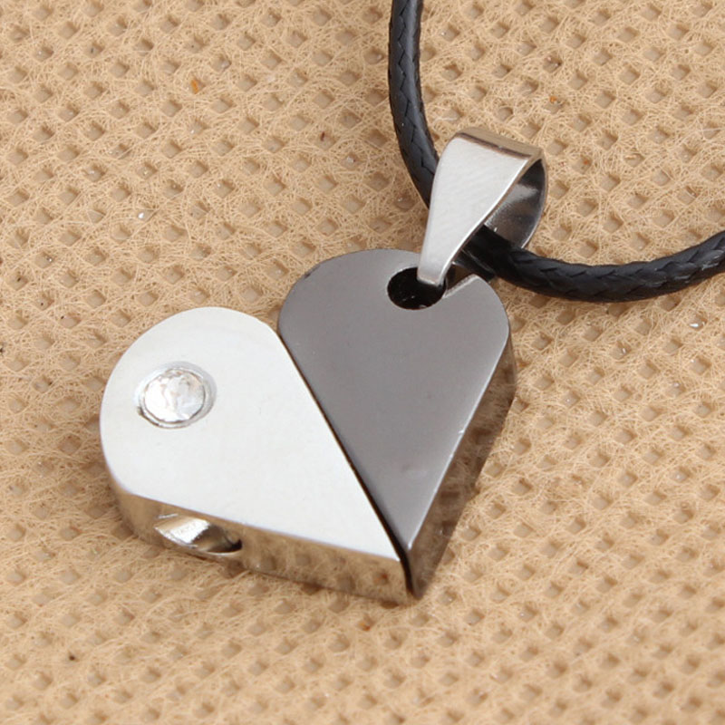 Black stainless steel illusionist locket necklace pendant for man in black stainless steel illusionist locket necklace pendant for man in pendants from jewelry accessories on aliexpress alibaba group aloadofball Image collections