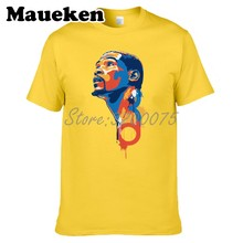 c1321ef3fc20 Men T-shirt Finals MVP 35 Kevin Durant Clothes T Shirt Men s for fans gift