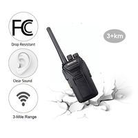 """מכשיר הקשר 2pcs Retevis RT27 מכשיר הקשר PMR רדיו PMR446 / FRS 0.5W / 2W VOX USB טעינה 2 תחנת רדיו דרך Portable מערבל מקמ""""ש (3)"""