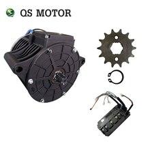 QS מנוע 138 3000 W חדש גרסה אמצע כונן מנוע סבבת 428 ו EM150SP בקר עבור חשמלי אופנוע Z6 100KPH 72 V