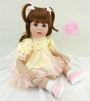 Baby Doll Toys Princess Babies Vinyl Toddler Dolls Child
