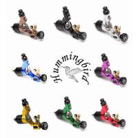 Original 2pcs/Lot Hummingbird V2 Swiss Motor Rotary Tattoo Machines Supply (Radom color delivery)