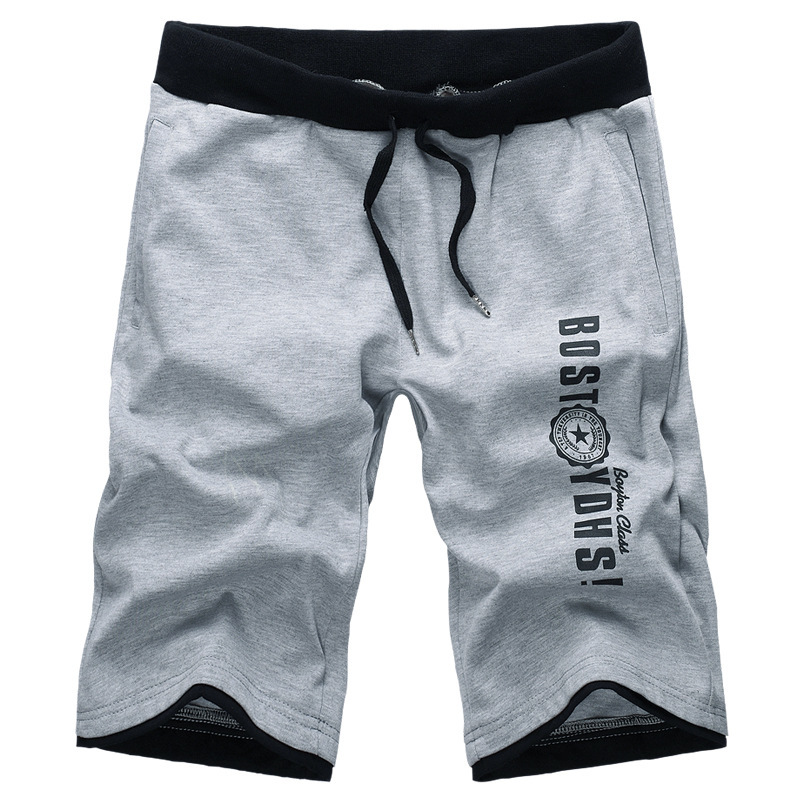 New 2019 Summer Casual Pantalones Cortos Comfortable Knitted Short Men Breathable Elastic Waistband Shorts For Men Plus Size 4XL