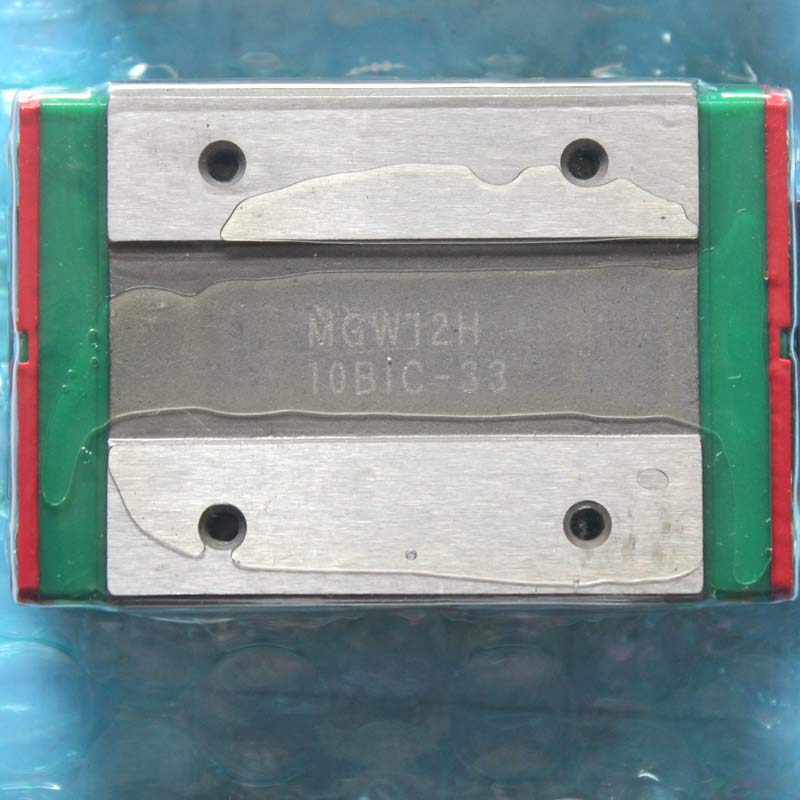 100% genuine HIWIN linear guide MGW15H block for Taiwan free shipping to argentina 2 pcs hgr25 3000mm and hgw25c 4pcs hiwin from taiwan linear guide rail