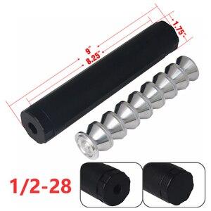 Image 4 - Pcmos 1/2 28 filtros de combustible tapa final filtro de combustible disolvente 1,75 pulgadas OD para NAPA 4003 WIX 24003 6061 T6 vasos de filtros de automóviles