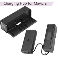 Battery Steward Parallel Charging Hub Board Charger Adapter with Digital Display battery charger for DJI Mavic 2 Pro Zoom