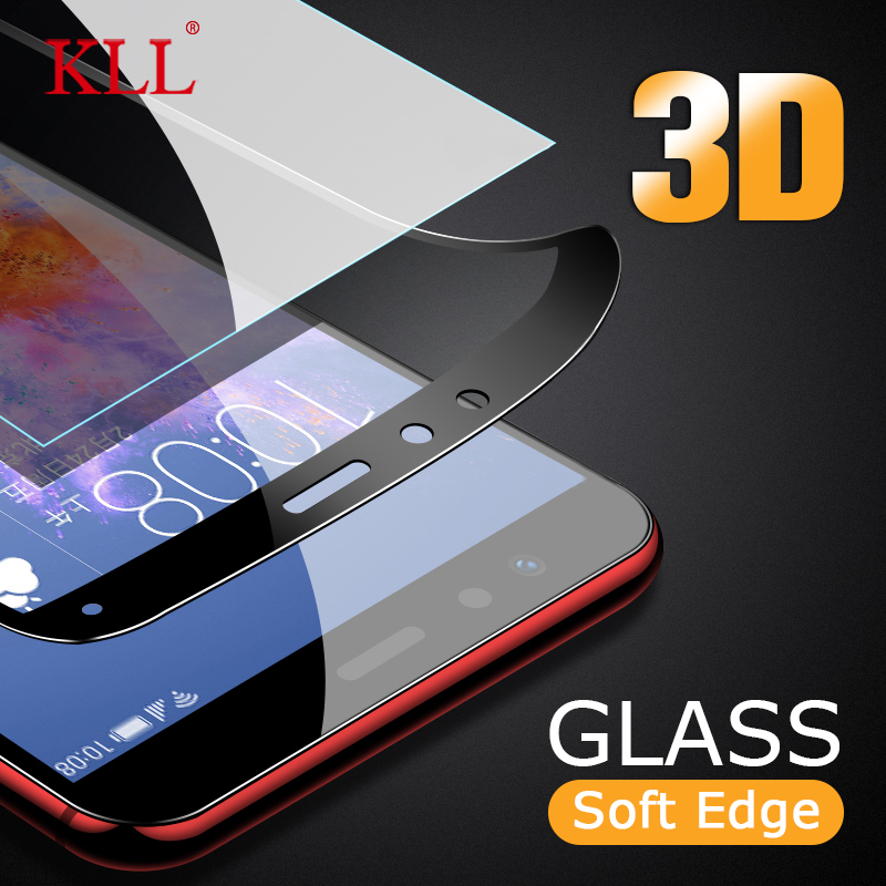 3D Curved Soft Edge Tempered Glass for Huawei Mate 20X 10 Pro Lite Nova 4 3i Honor 10 9 8C 8X Max Full Cover Screen Protector in Phone Screen Protectors from Cellphones Telecommunications