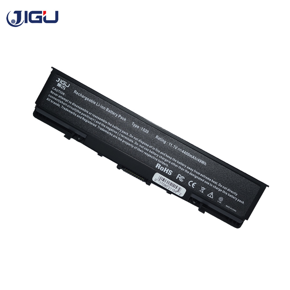 JIGU Laptop <font><b>Battery</b></font> For <font><b>Dell</b></font> <font><b>INSPIRON</b></font> 1520 1521 <font><b>1720</b></font> 1721 312-0575 312-0576 312-0590 312-0594 451-10476 FP282 Vostro 1500 image