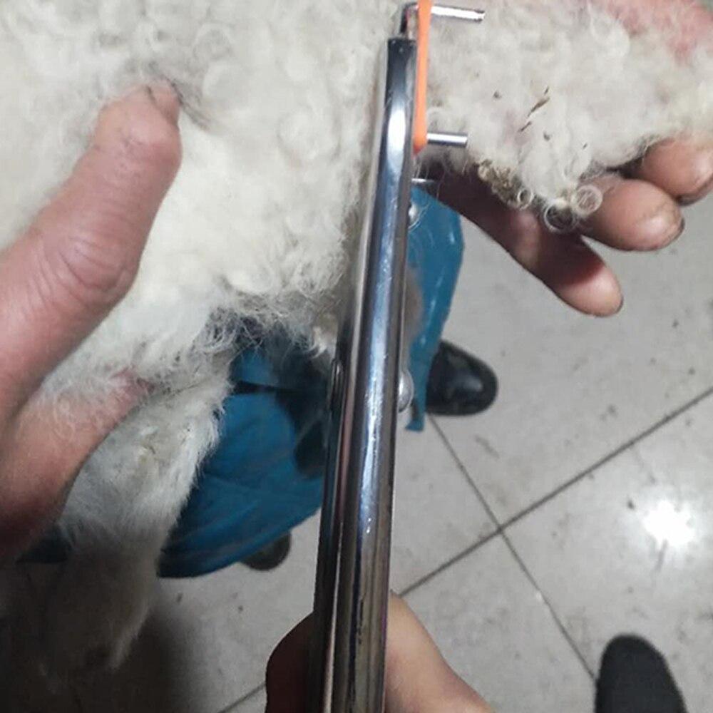 100 Anillos de Goma para Corderos Pinza Esterilización y Castración Alicates