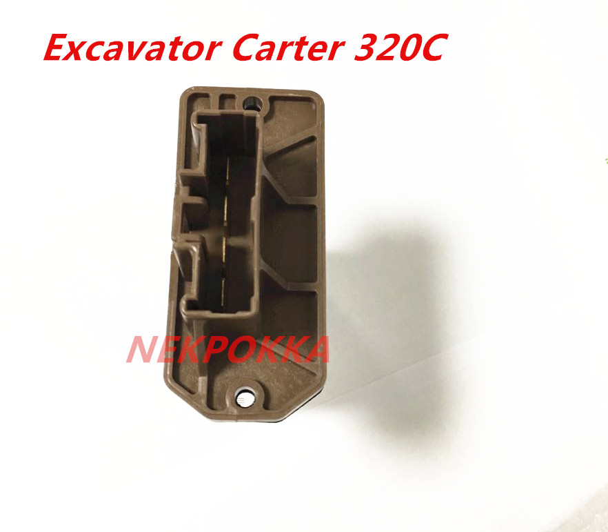 Air conditioning resistance for Excavator carter 320C,Excavator Air conditioning partsAir conditioning resistance for Excavator carter 320C,Excavator Air conditioning parts