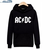Alimoo Rock Music AD DC Hooded Hoodies Men Luxury Mens Hoodies And Sweatshirts Hip Hop In
