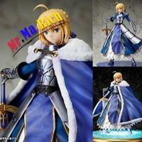 Anime Fate/Grand Order SABER 1/7 PVC 22cm Auction Figure Figurine Toys