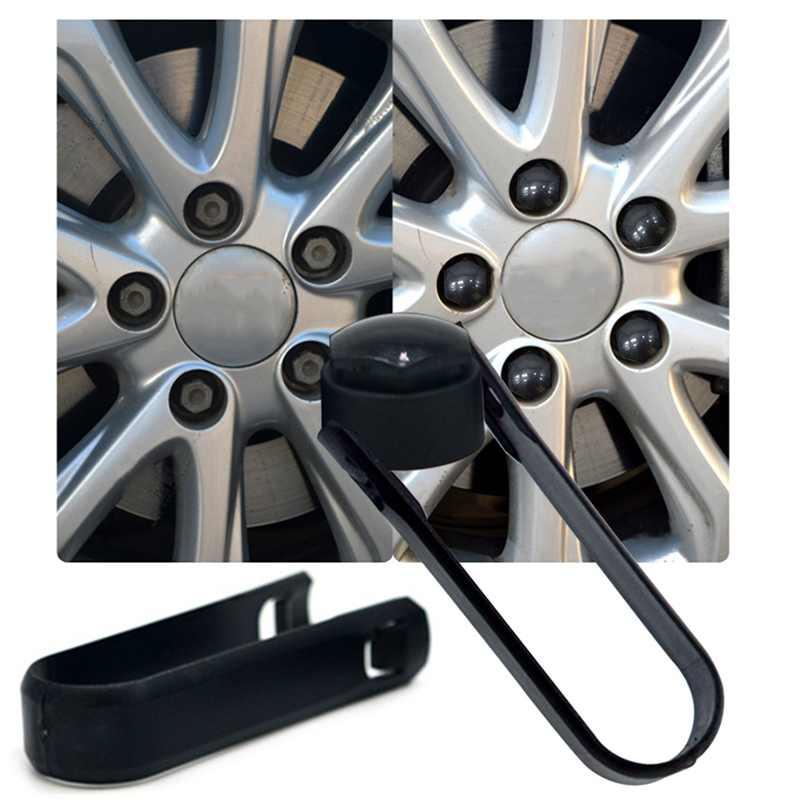Puller Móc Bánh Xe Bolt Nut Center Bìa Cap Extractor Removal Tool Đối Với Audi