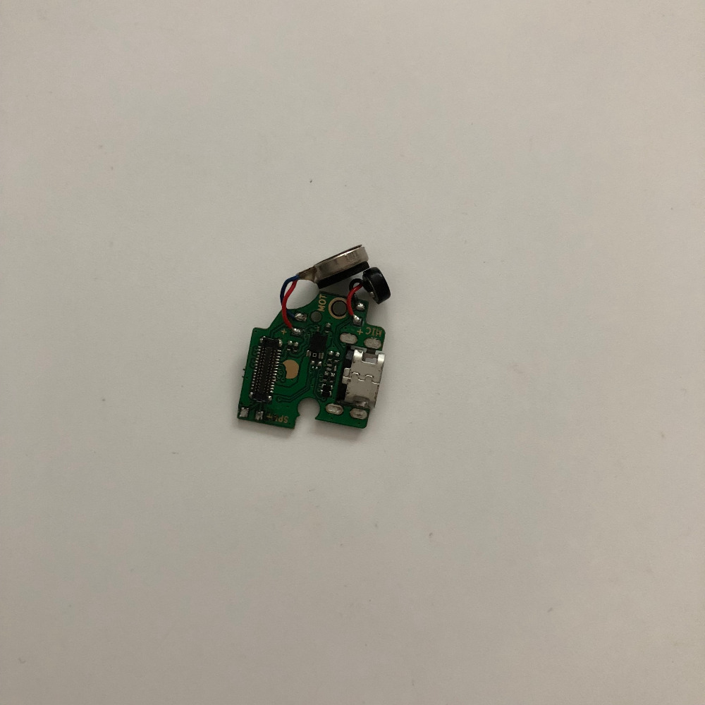 Vibration-Motor HOMTOM Charge-Board Usb-Plug for HT37 Pro/Mtk6737/Quad-core/.. Used