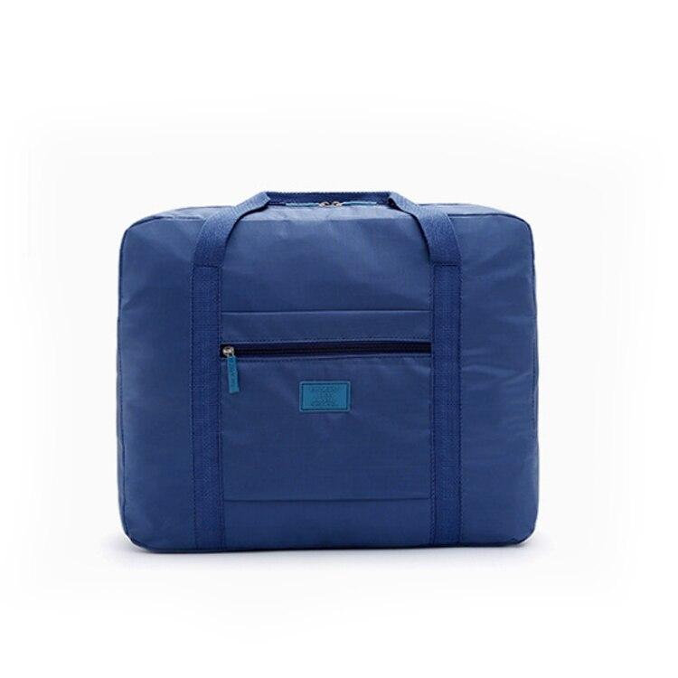 2019 High Quality Folding Travel Bag Nylon Travel Bags Hand Luggage For Men And Women Fashion Large Capacity Duffle Bag Wobag