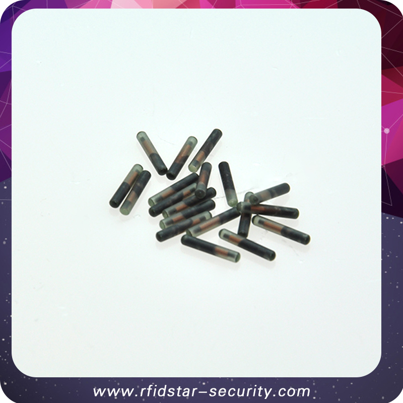 Free shipping 50PCS/Lot 134.2KHz FDX-B Animal RFID 1.25*7mm microchip for Animal Identification 50pcs lot emb20n03g mb20n03g b20n03g 20n03g 100% new free shipping