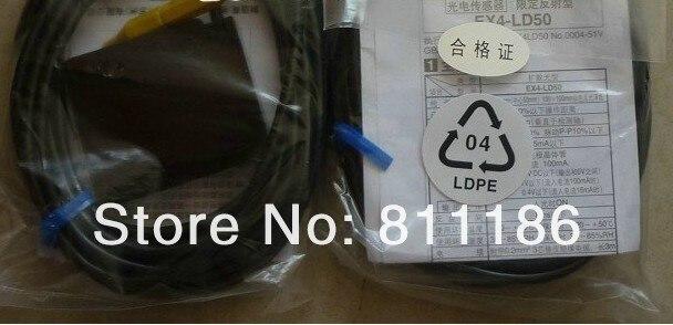 1pcs/lot photoelectric sensor EX4-LD50 is new in stock
