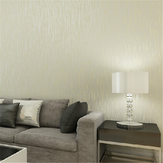 Schön Beibehang Top Tapete For Living Room Textile Wallpapers Modern Brief Stripe  Wall Paper Tv Background Wall Papel De Parede R257