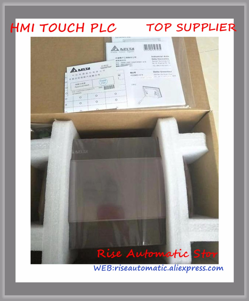 New Original HMI DOP B07S410 DOP B07S411 upgrade to DOP B07SS411 Touch Screen 1 year warranty