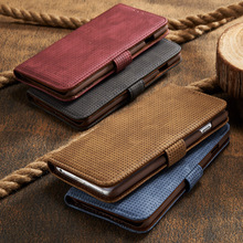 Luxury Retro Flannelette Wallet For iPhone 6 6s Case, High Quality Flip Leather For iPhone6 Plus 6splus Cover, Durable Style
