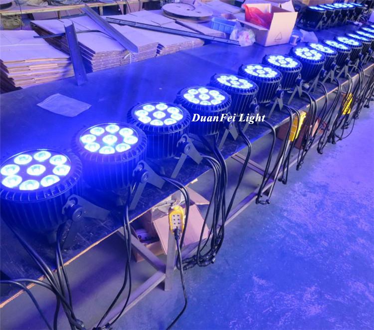 9x12w led slim par waterproof-6
