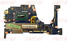 FRU 5B20G55969 For Lenovo YOGA 2 13 Laptop Motherboard LA-A921P i3 cpu RAM 4GB for asus x75vc laptop motherboard with i3 2370m cpu 4gb 60nb0240 x75vb rev 3 0 100