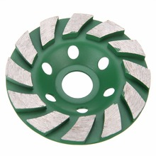 4 inch/100mm Diamond Grinding Cup Wheel Concrete Masonry Stone Cutting Disc Mayitr For Power Tool