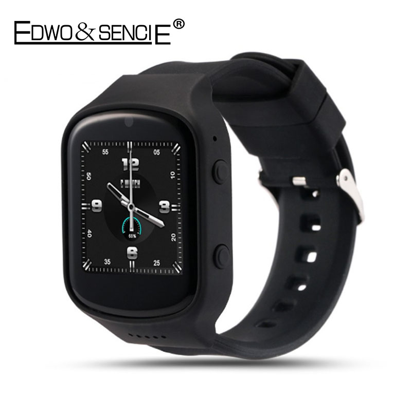 EDWO Z80 font b Smart b font font b Watch b font Clock Bluetooth 4 0