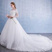 Мечта принцессы белый Slash шеи короткий рукав платье макси Для женщин летом бисером кружевные повязки Высокая Васит длинные Платья для вечер