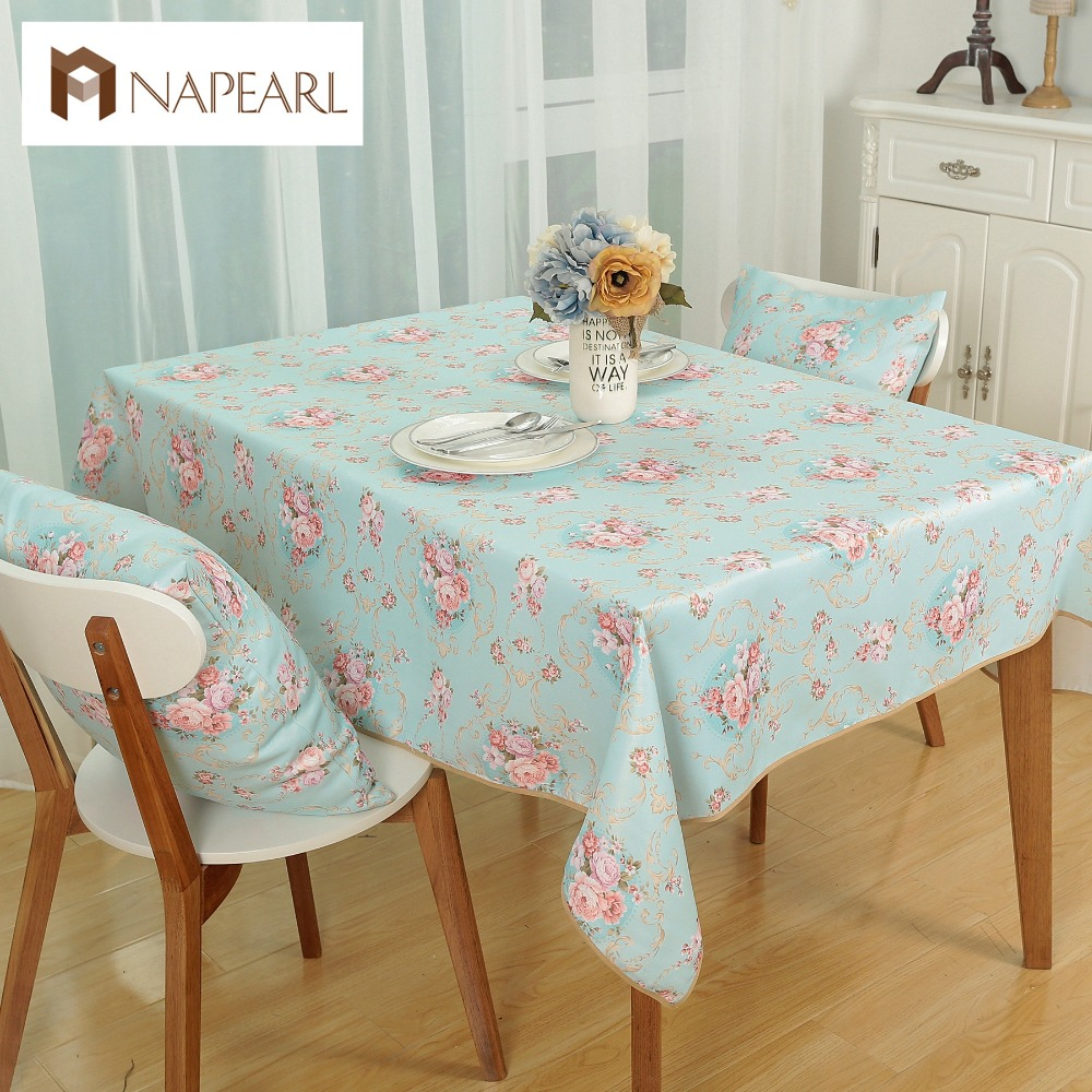 Beautiful Fabric Rustic Floral Big Size Size Table