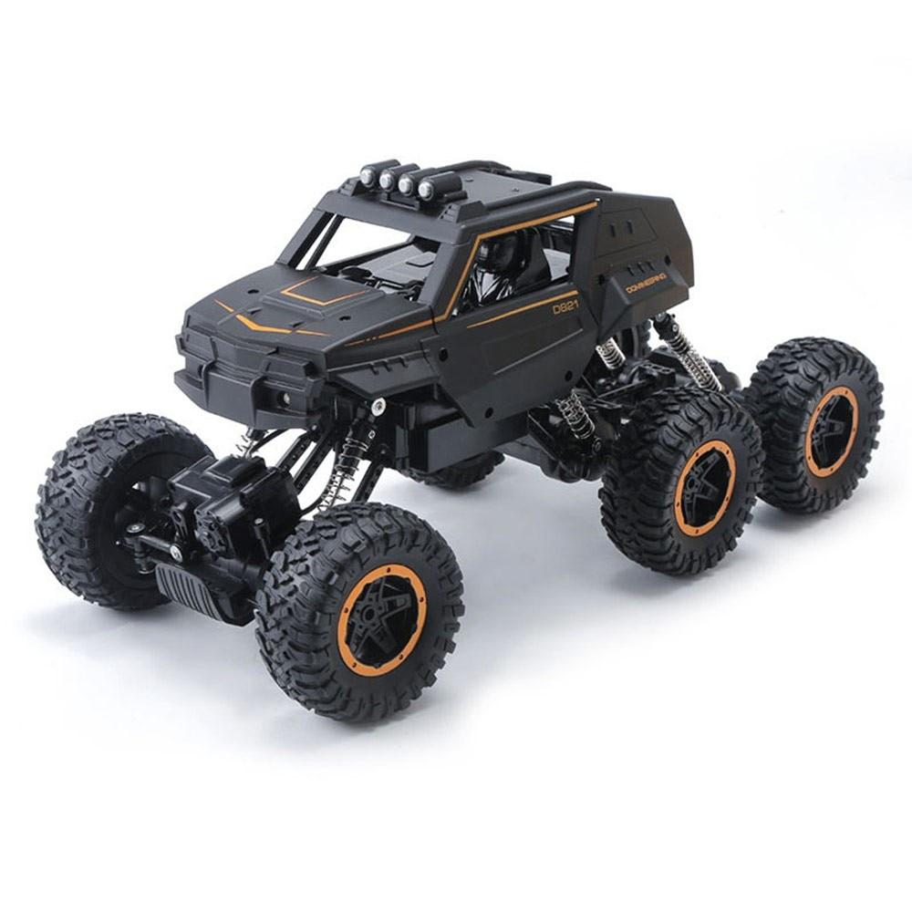 JJRC Q51 1:12 6wd rc voiture tout-terrain véhicule escalade jeu télécommande voiture monstre bande rc voiture radio télécommande voiture
