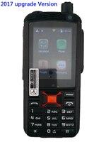 3G Android Walkie Talkie Network Intercom Rugged Smartphone Zello PTT WCDMA Two Way Radio Enhanced Antenna