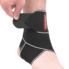 1pcs Sport Ankle Support Gym Running Protection Black Foot B
