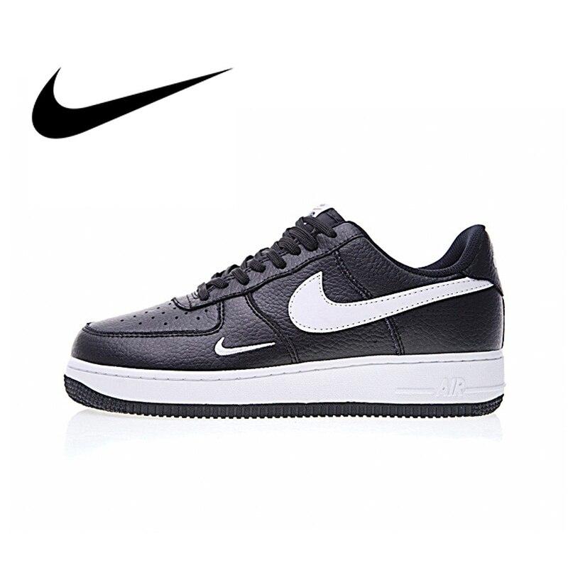 b921cf78 Оригинальный Nike оригинальные Кроссовки WMNS Air Force 1 '07 Премиум для  мужчин's обувь для скейтбординга