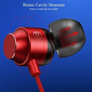 Image 5 - Atração Magnética Do Bluetooth Fone de Ouvido Neckband Esporte Fone de ouvido À Prova D Água No Ouvido Sem Fio com Microfone Com Cancelamento de Ruído Hifi